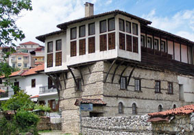 Haus in Kastoria